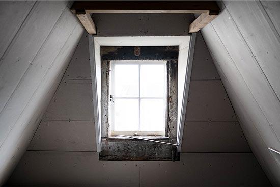 Dachraum als Wohnraum nutzen