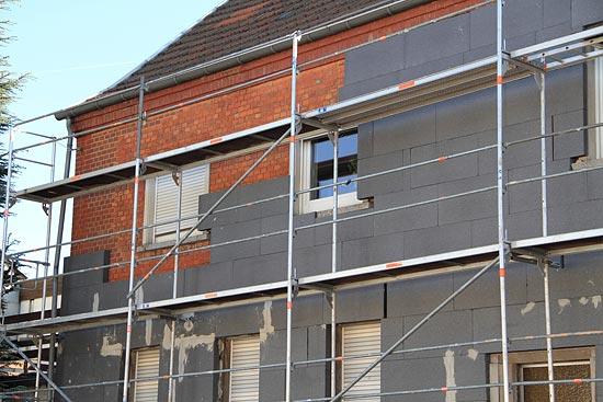 Fassadendämmung in Hamburg anbringen lassen